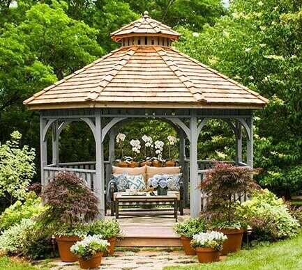 How much does it cost to build a gazebo