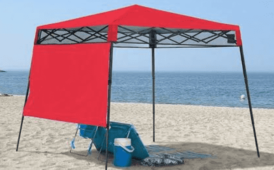 Can I leave a gazebo up in winter