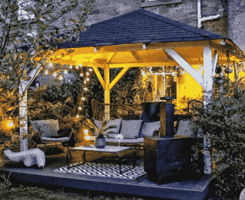 Does gazebo add value to the home