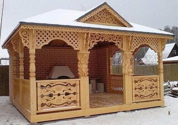 What is considered when buying a gazebo