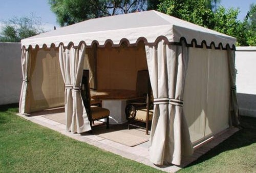 Can one person put up a pop-up gazebo