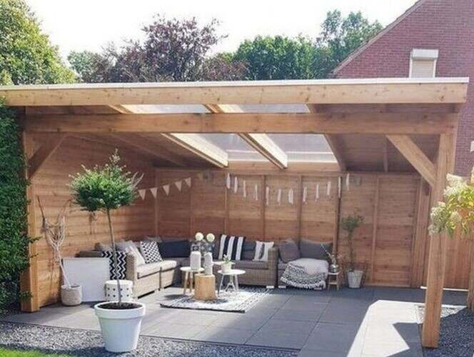 What is the Best Wood for a Pergola