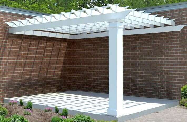 What is a Good Size Pergola