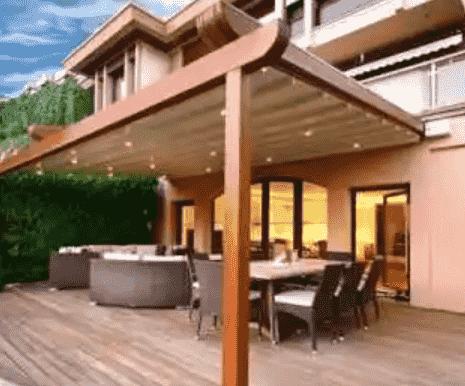 Can I Put a Roof On a Pergola?