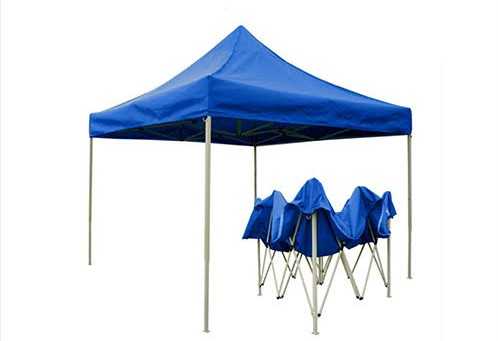 How to put up a gazebo quickly