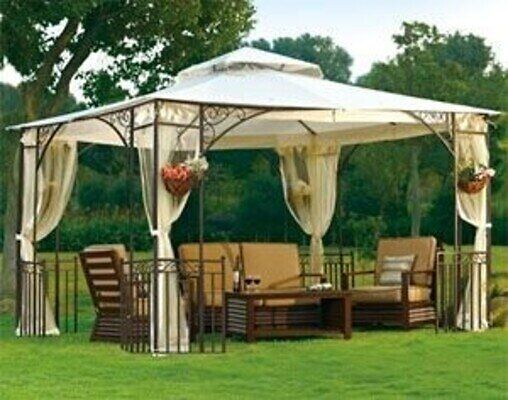 What is a garden canopy