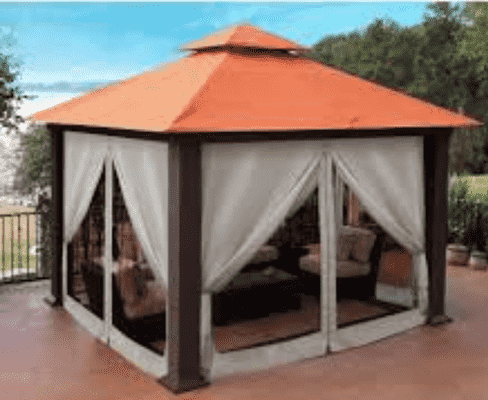 What can I do with a gazebo
