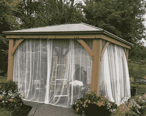Creative gazebo design ideas for your backyard