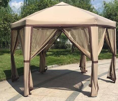 Benefits of a canopy gazebo